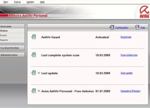 free antivirus review avira antivir home 9 free