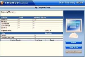 free antivirus review guide comodo antivirus security suite